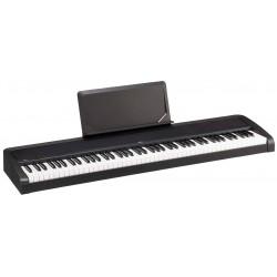 KORG B2N el-klaver Sort m. Light-touch (semi-vægtede) tangenter