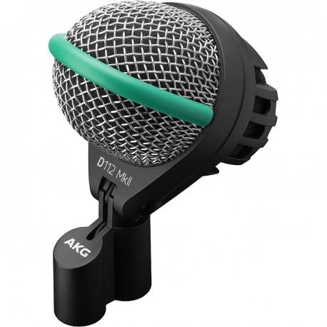 AKG D112 MKII Bass-Drum Mikrofon Angled