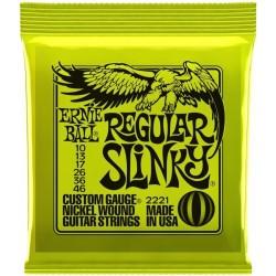 Ernie Ball 2221 Regular Slinky 10-46 el-guitar strenge