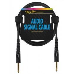 Boston Audio Signal Kabel 6,3mm 0,30 m