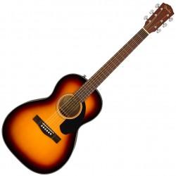 Fender CP-60S Parlor Sunburst Western Guitar