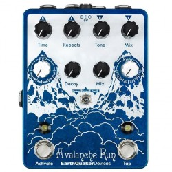 EarthQuaker Devices Avalanche Run V2 (Brugt)