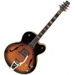 Peavey Rockingham Tobacco Burst m. Bigsby El-guitar
