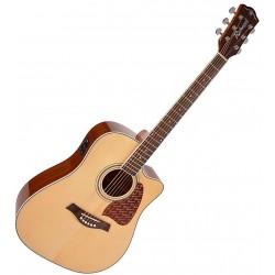 Richwood RD-17CE Western Guitar m. Fishman EQ og tuner