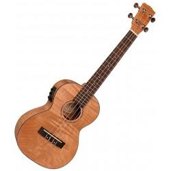 Korala UKT-310E Tenor ukulele med pickup Angled