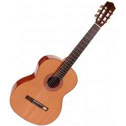 Salvador Cortez CC25 Klassisk guitar Front