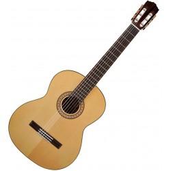 Salvador Cortez CCF55 Flamenco guitar Front