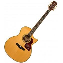 Richwood G-70-CEVA Master Series western guitar m. pickup Front