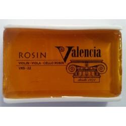 Valencia VRS22 Rosin til violin, viola & cello