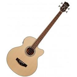 Richwood RB-102-CE akustisk bas guitar Front