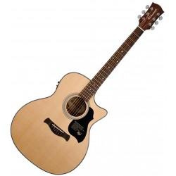 Richwood G-40-CE Master Series håndlavet grand auditorium western guitar m. pickup