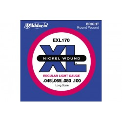 D'Addario Nickel 45-65-80-100