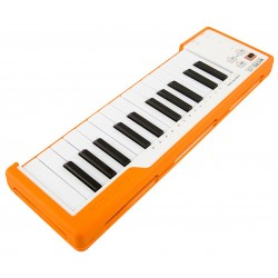 Arturia Microlab Orange USB Controller keyboard