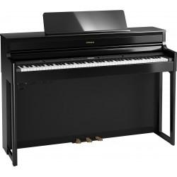 Roland HP704 el-Klaver Polished Ebony (blank)