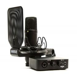 Røde NT1 & AI-1 Complete Studio Kit Left