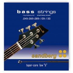 Sandberg el-basstrenge 5 Str 45-130