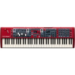 Clavia Nord Stage 3 Compact Stage Piano