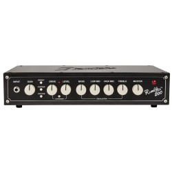 Fender Rumble 200 Head V3 Bass Amp