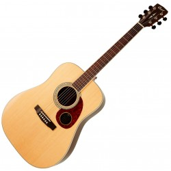 Cort Earth 100 RW Natur Westernguitar Front