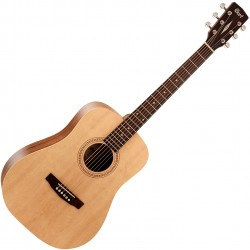 Cort Earth 50 Open Pore Westernguitar Front