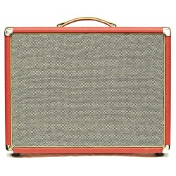 "Sleipner Guitarkabinet 1x12"" Red"