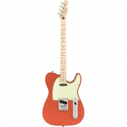 Fender Alternate Reality Tenor Tele Fiesta Red