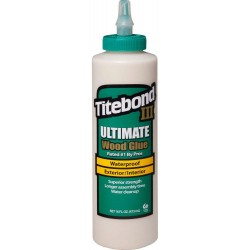 Titebond III Ultimate Wood Glue - 473 ml.