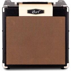 """Cort CM15R 15w 1'8"""" Guitar Combo (forstærker) sort"""