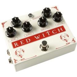 Red Witch Medusa chorus/tremolo pedal