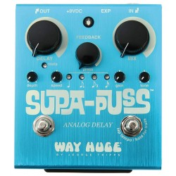 Way Huge Supa Puss Delay pedal (Brugt)
