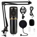 ProSound BM 800 Condenser Mikrofon Sæt