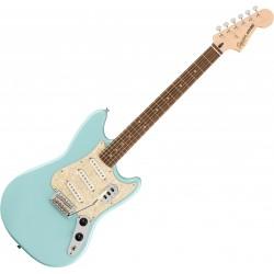 Fender Squier Paranormal Cyclone LRL WPPG DPB el-guitar Front