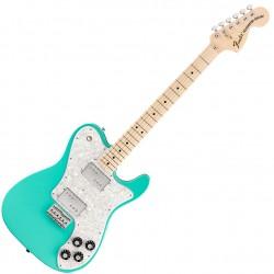 Fender Japan Traditional 70s Tele Deluxe SFMG el-guitar Front