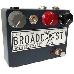 Hudson Electronics Broadcast Overdrive