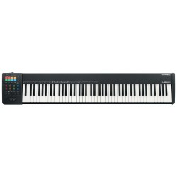Roland A-88MKII 88-tangenter MIDI Keyboard Controller Front