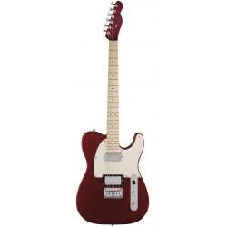 Fender SQ Contemporary Telecaster HH Dark Metallic Red