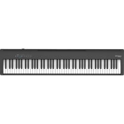 Roland FP-30X BK Digital Piano Sort