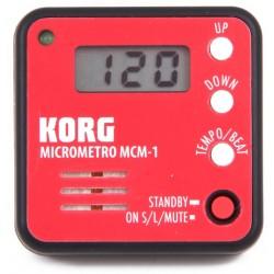 Korg Micrometro Digital Metronom MCM-1