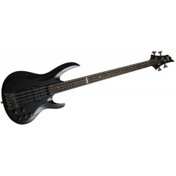 ESP LTD B334 Ash Black Stain Bas