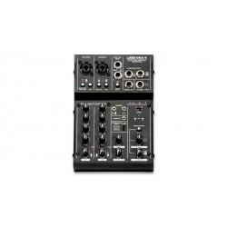 ART USBMix4 4-Channel Mixer / USB Audio Interface front