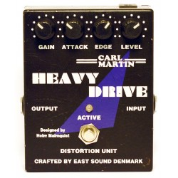 Carl Martin Heavy Drive Brugt