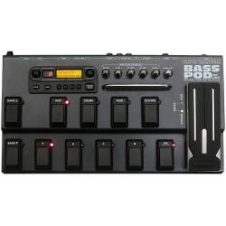 Line 6 Bass Pod XT Live w/ Variax