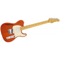 G&L Tribute ASAT Classic Bluesboy Orange