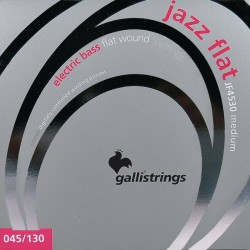Gallistrings JF4530 Steel 5-str Jazz Flat