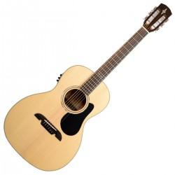 Alvarez AP70E Parlour Western guitar m. pickup