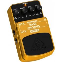 Behringer BCH100 Bass Chorus pedal brugt