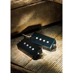Lollar Precision Bass Split-Coil Pickup Black