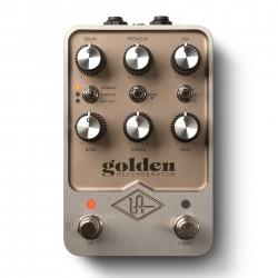UAFX Golden Reverberator Pedal