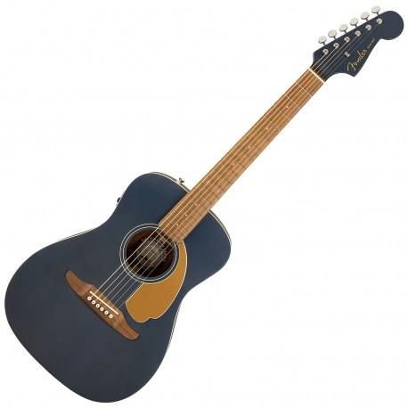 Fender Malibu Player Midnight Satin m. pickup