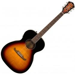 Fender FA-235E Concert 3-Tone Sunburst Westernguitar